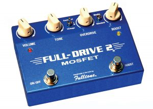 Cool Overdrive Pedals