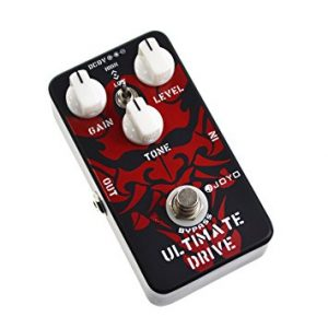 Best Overdrive Pedal For Beginners