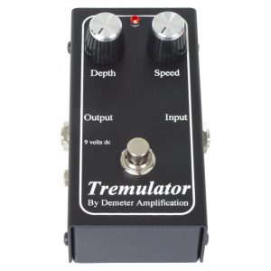 Best Tremolo Pedal for Guitar - Tremulator