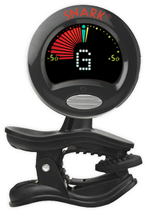 clip on guitar tuner - best acoustic guitar accessories