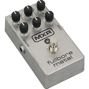 distortion pedals for metal guitar
