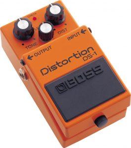Boss DS-1 Distortion Pedal - Cheap Guitar Pedals