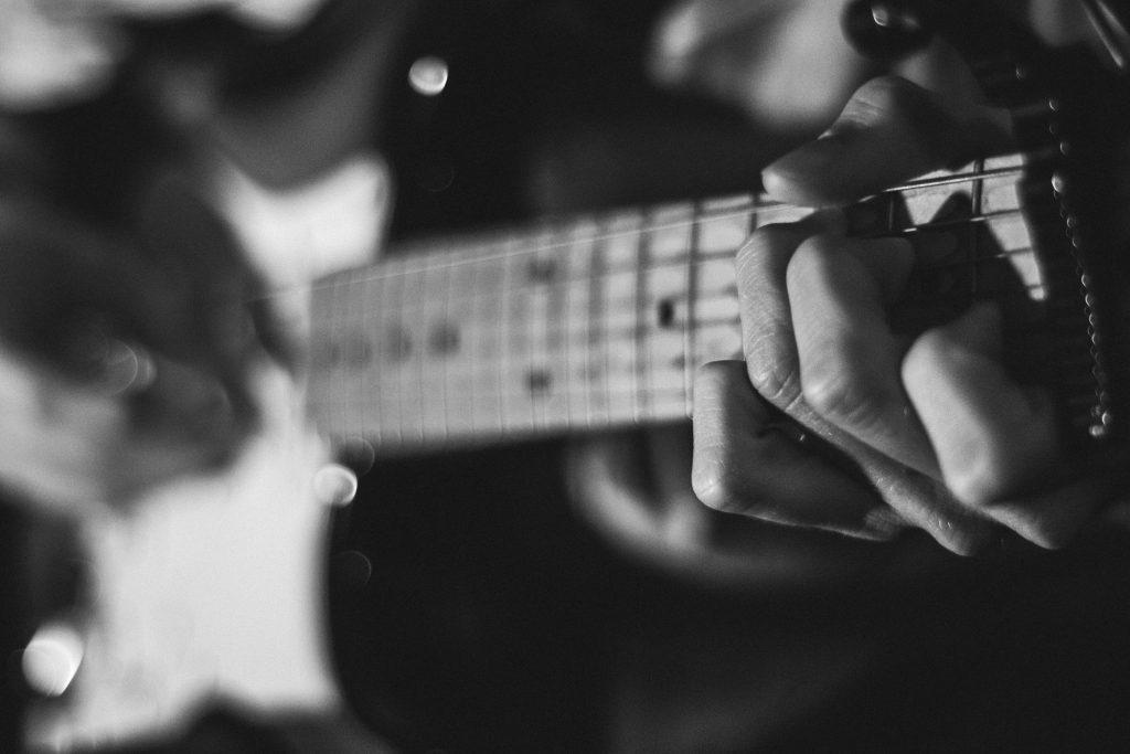 lead guitar tips