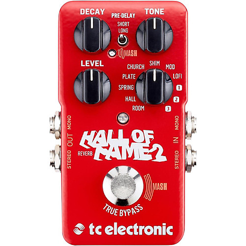 Best Guitar Reverb Pedals