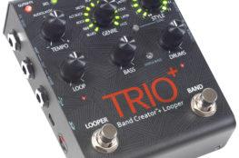 DigiTech Trio+ Band Creator Pedal Review