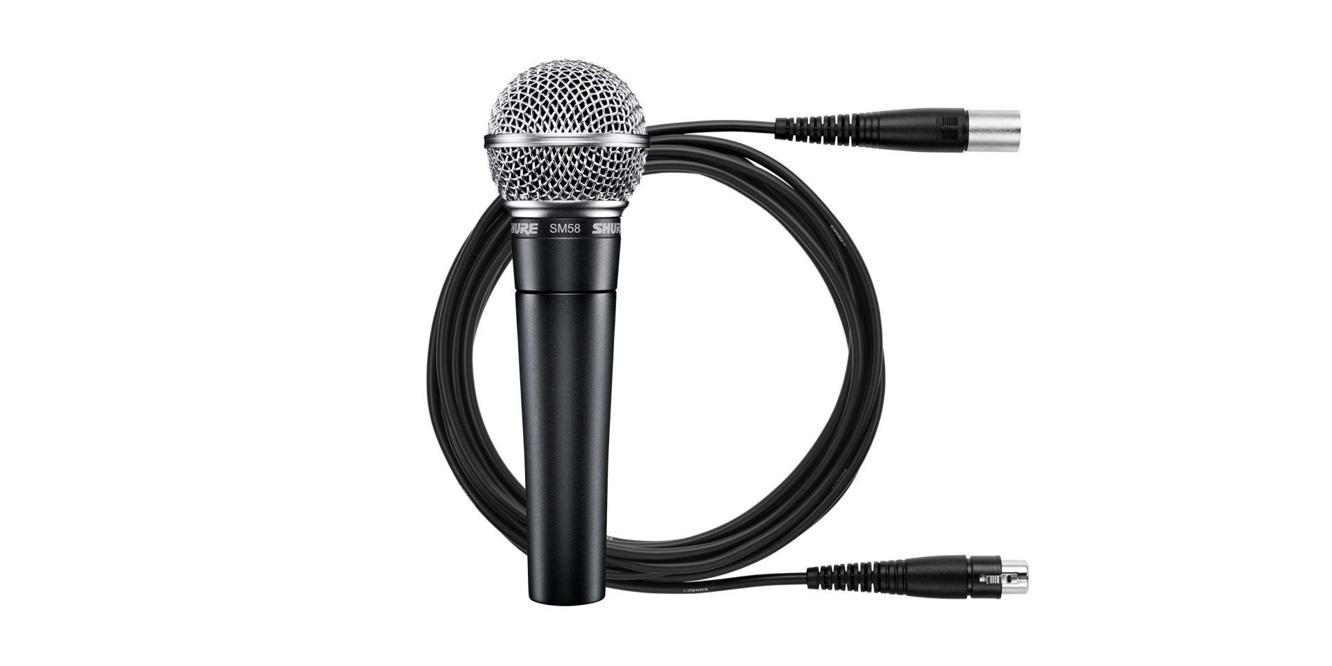5 best microphones for live vocals