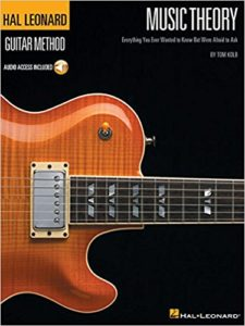 Best Music Theory Book For Guitar