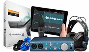 PreSonus Recording Bundle
