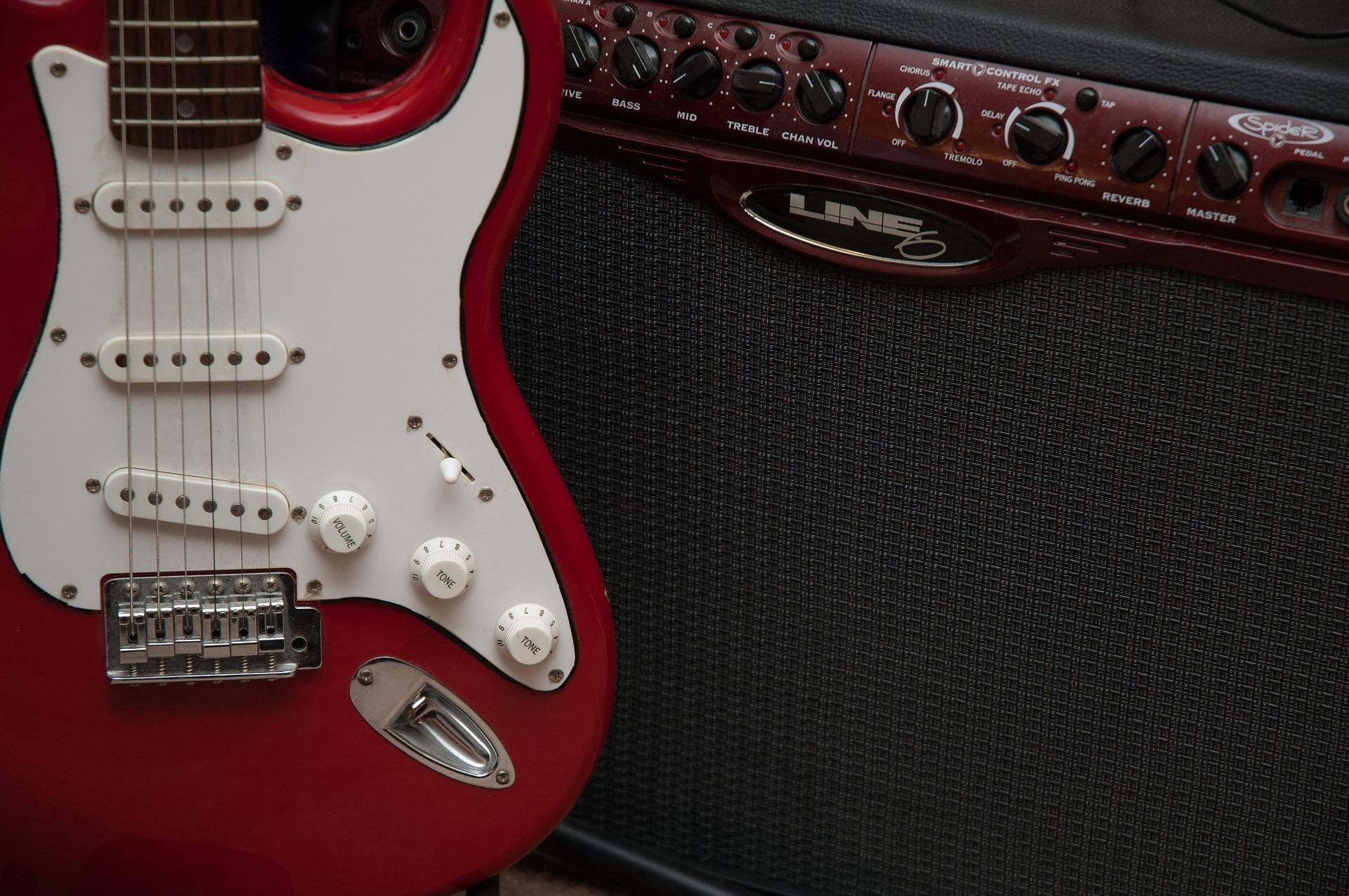 Best Guitar Modeling Amps
