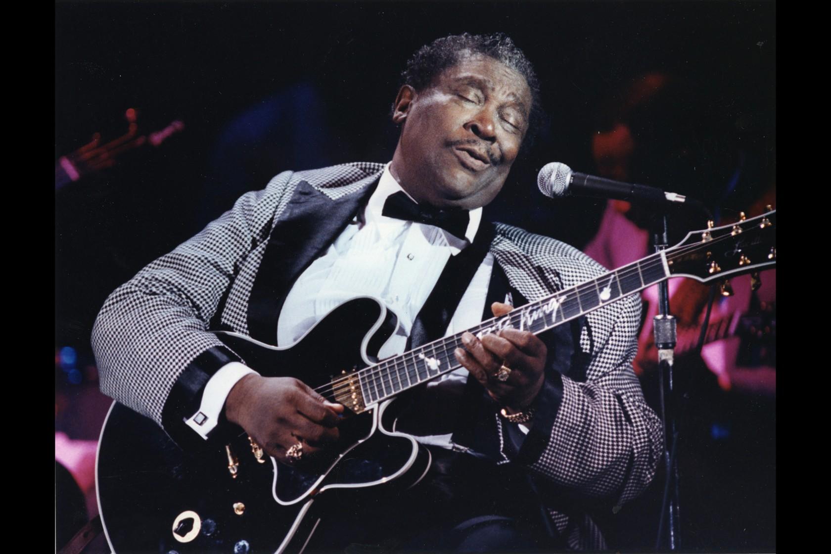Best Blues Guitarist