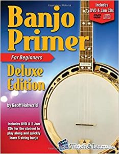 Best Banjo Books For Learning