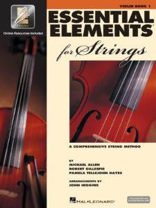 Best Student Violin Books