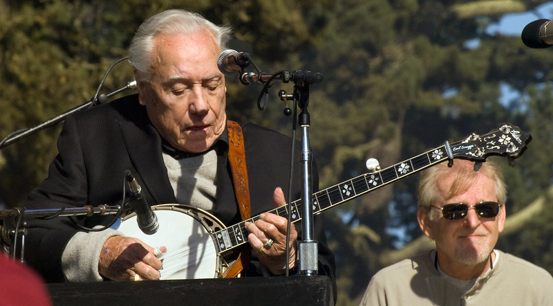 Earl Scruggs - Best Banjo Player in the World