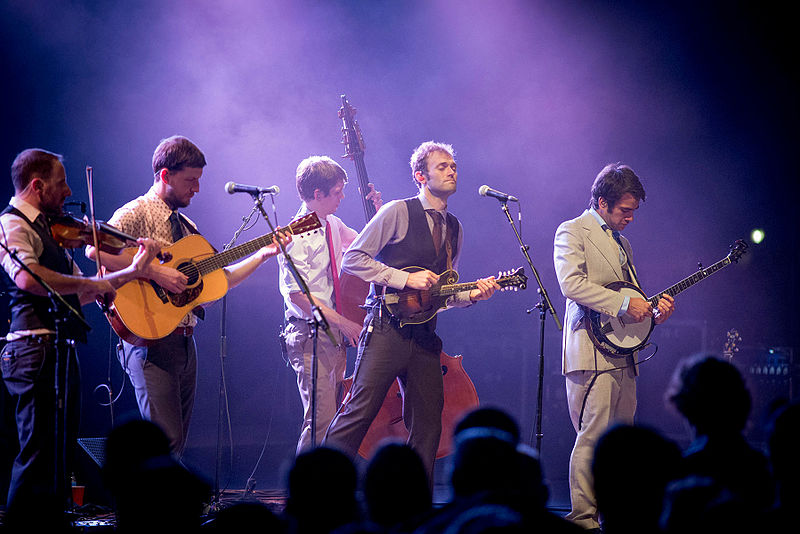 Punch Brothers With Noam Pikelny