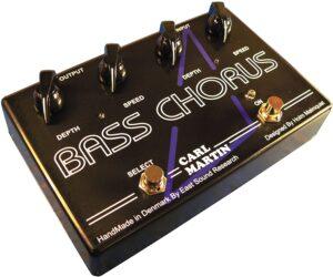 Top Bass Chorus Pedals