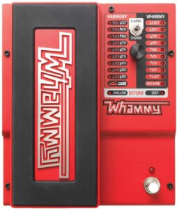 Top Whammy Octaver Pedals