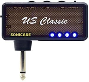 Top Guitar Headphone Amplifiers